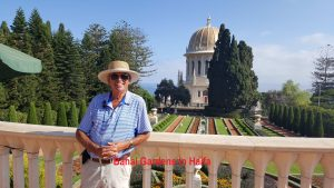Tour guide Israel